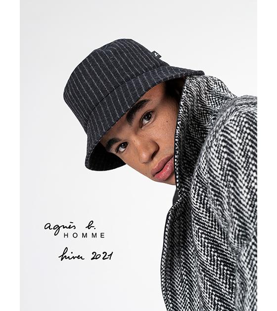 nouvelle collection agnès b. homme hiver 2021