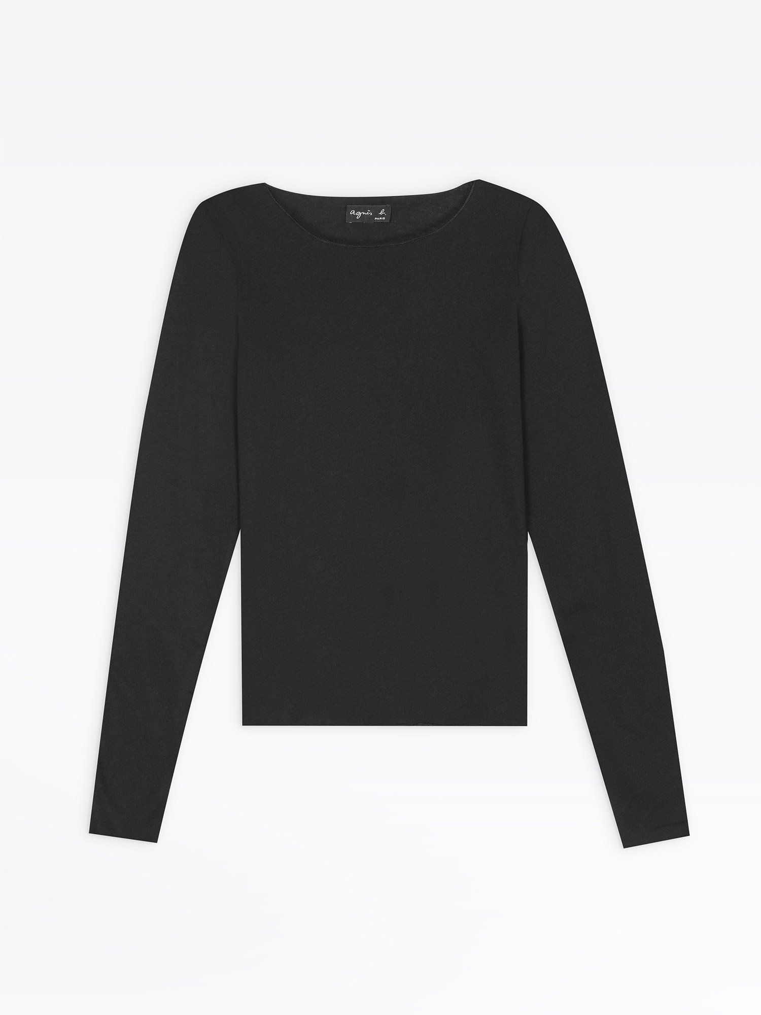 720aa4983ae1 ... black extra-long sleeves ultra t-shirt. Loading... Image not available.