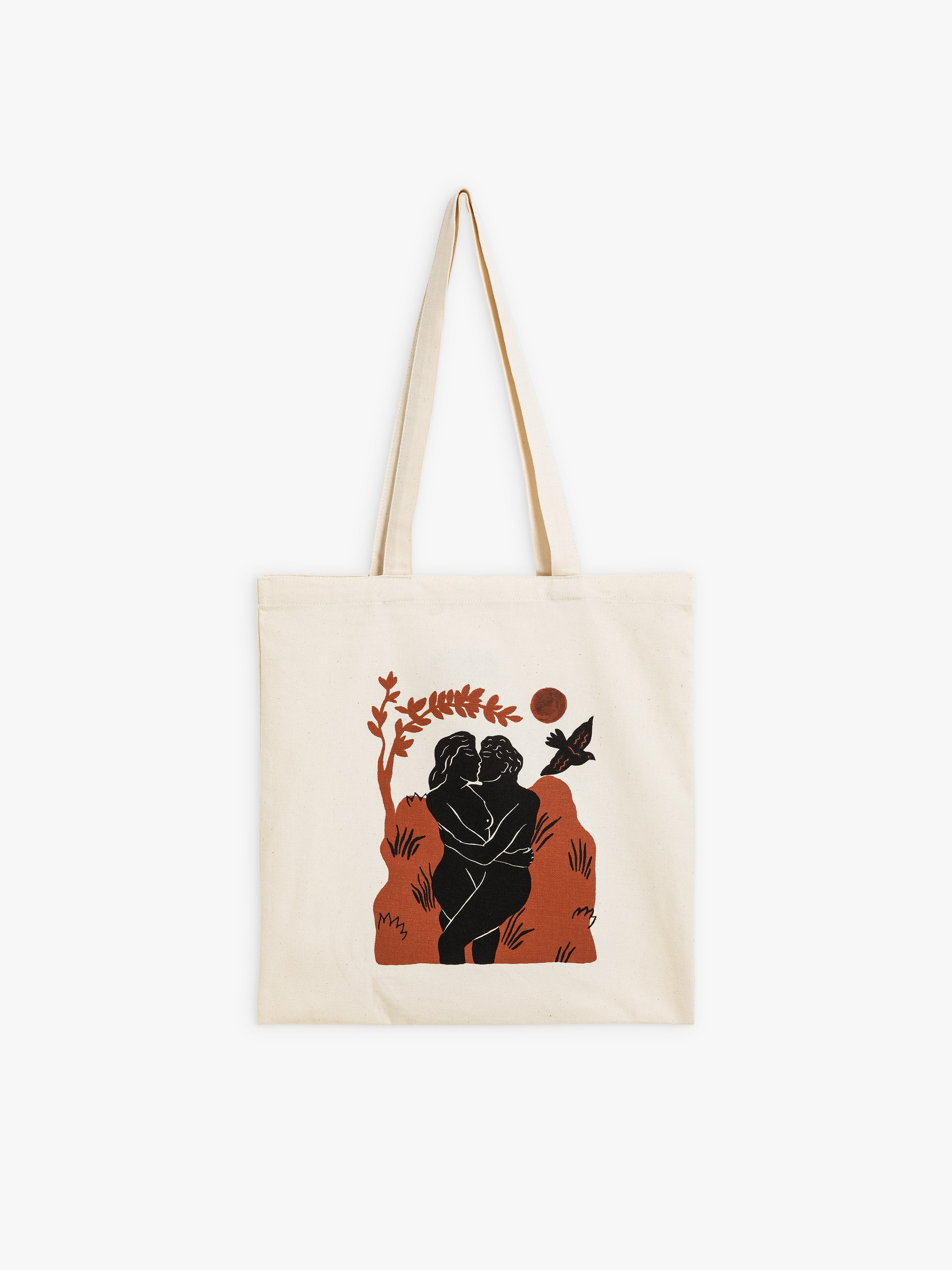 Carne Bollente Screen Printed Tote Bag